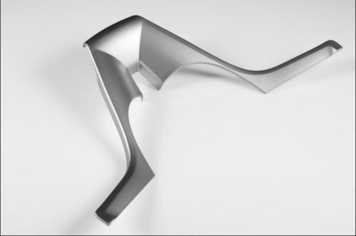 aplique (plata) para timon o volante de chevrolet cruze