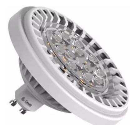 aplique riel barral 80cm 3 luces ar111 led 12w spot móviles