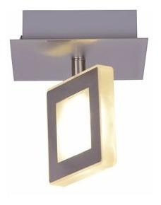 aplique spot led mona pared techo 1 luz candil apl4921