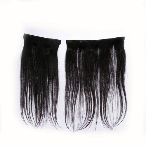 aplique tic tac cabelo humano 2 telas ondulado 40/45