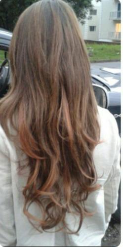 aplique tic tac ombre hair / 60 cm / 130 gramas.