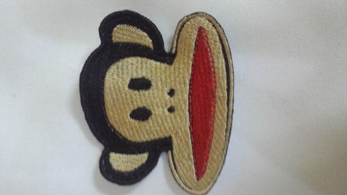 apliques bordados infantiles 9 cm