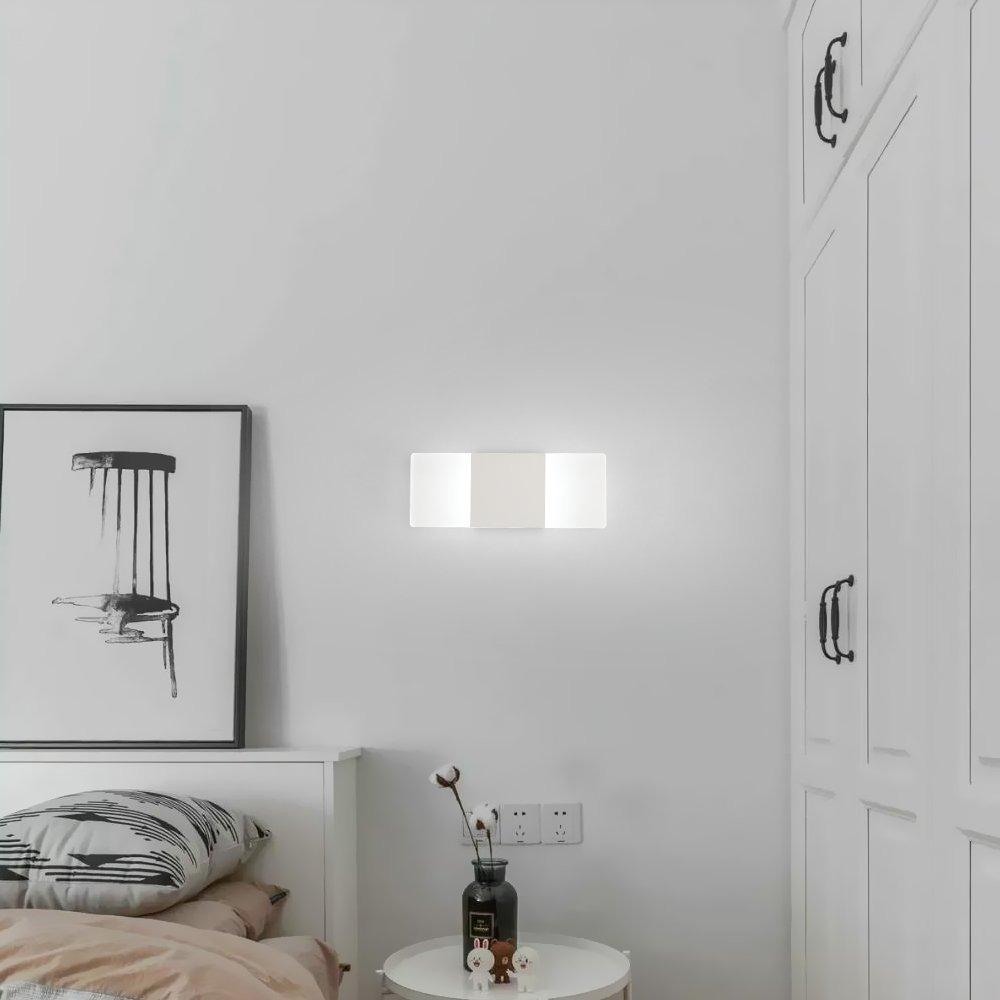 Apliques Led De Pared Para Dormitorio Cuarto De Baño Modern ...