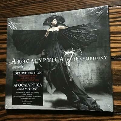 apocalyptica ¿ 7th symphony cd+dvd disponible