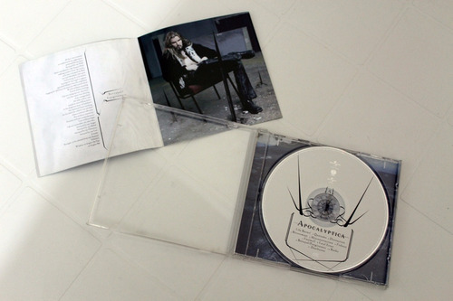apocalyptica - cd apocalyptica - 2005