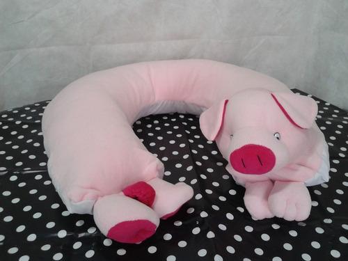 apoio para amamentação  porquinha