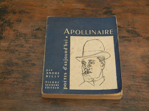 apollinaire   andre billy