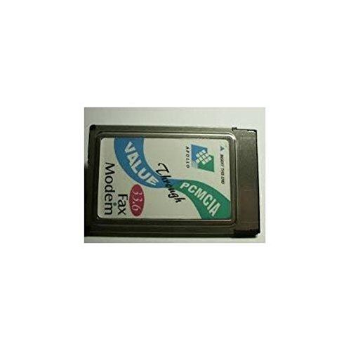 APOLLO PCMCIA DRIVER UPDATE