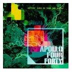 apollo four forty gettin high on your own supply cd rock