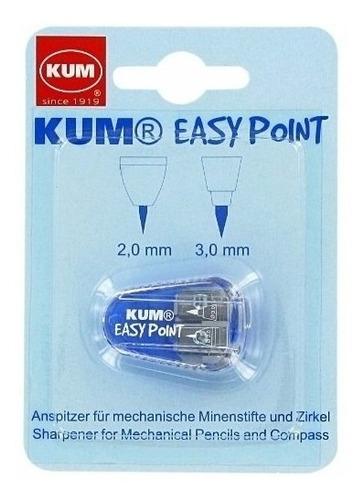 apontador  afia minas 2 e 3mm alemão kum