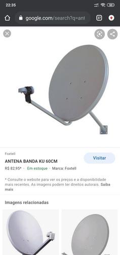 apontamento de antena ku