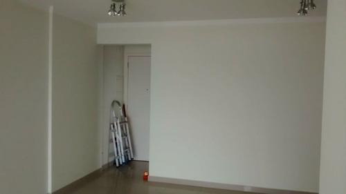 aportamento com 82m², uma suite,mais dois domitorios, sala com varanda gourmet,cozinha, lavanderia . - 169-im312424