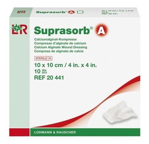 apositos hidrocoloides suprasorb a caja x 10 unidades