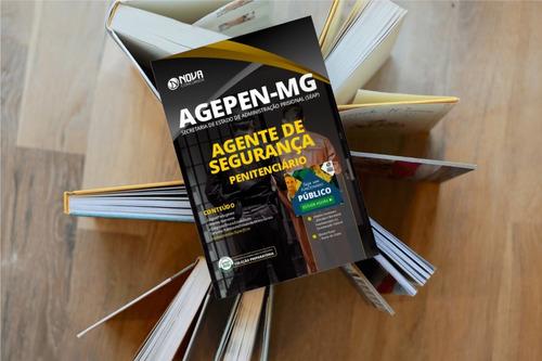 apostila agepen mg - agente penitenciário mg seap seds