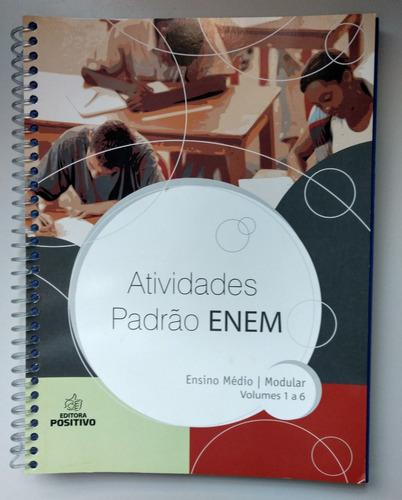 apostila atividades padrão enem - positivo. 1 a 6 (2013)