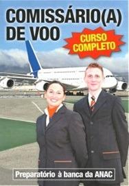apostila comissário de voo - curso completo