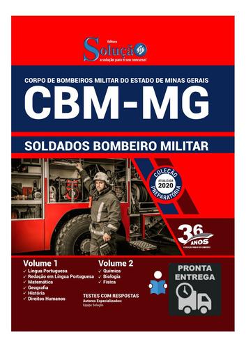 apostila concurso cbm mg soldado bombeiro militar livro