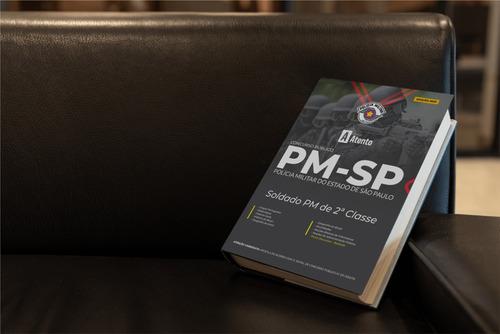 apostila concurso pm sp - soldado - polícia militar sp