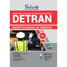 Apostila Detran-sp - 2019 - Agente Estadual De Trânsito