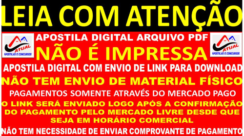 apostila digital pref uberaba mg fundamental incompleto 2015