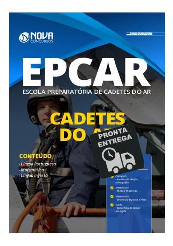 apostila epcar aeronáutica (fab) 2020 - cadetes do ar  livro