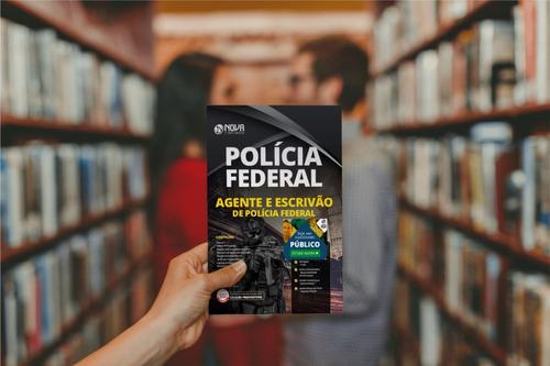 apostila escrivão e agente da polícia federal - pf
