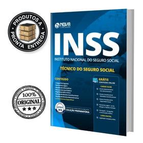 Apostila Inss 2019 - Técnico Do Seguro Social - Atualizada