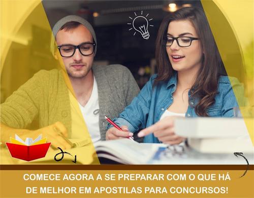 apostila luiz antônio 2019 - professor educação básica peb i