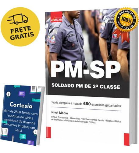 apostila pm sp - soldado pm 2ª classe