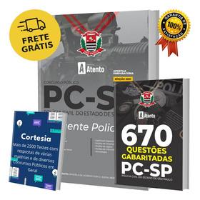 Apostila Policia Civil Sp - Agente Policial - Pc Sp