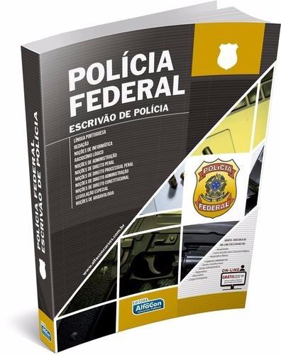 apostila  polícia federal - escrivão