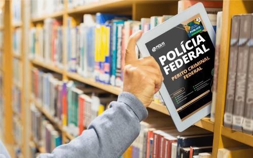 apostila polícia federal - perito criminal da pf
