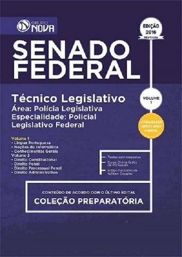apostila preparatória senado 2018 polícia legislativa federa