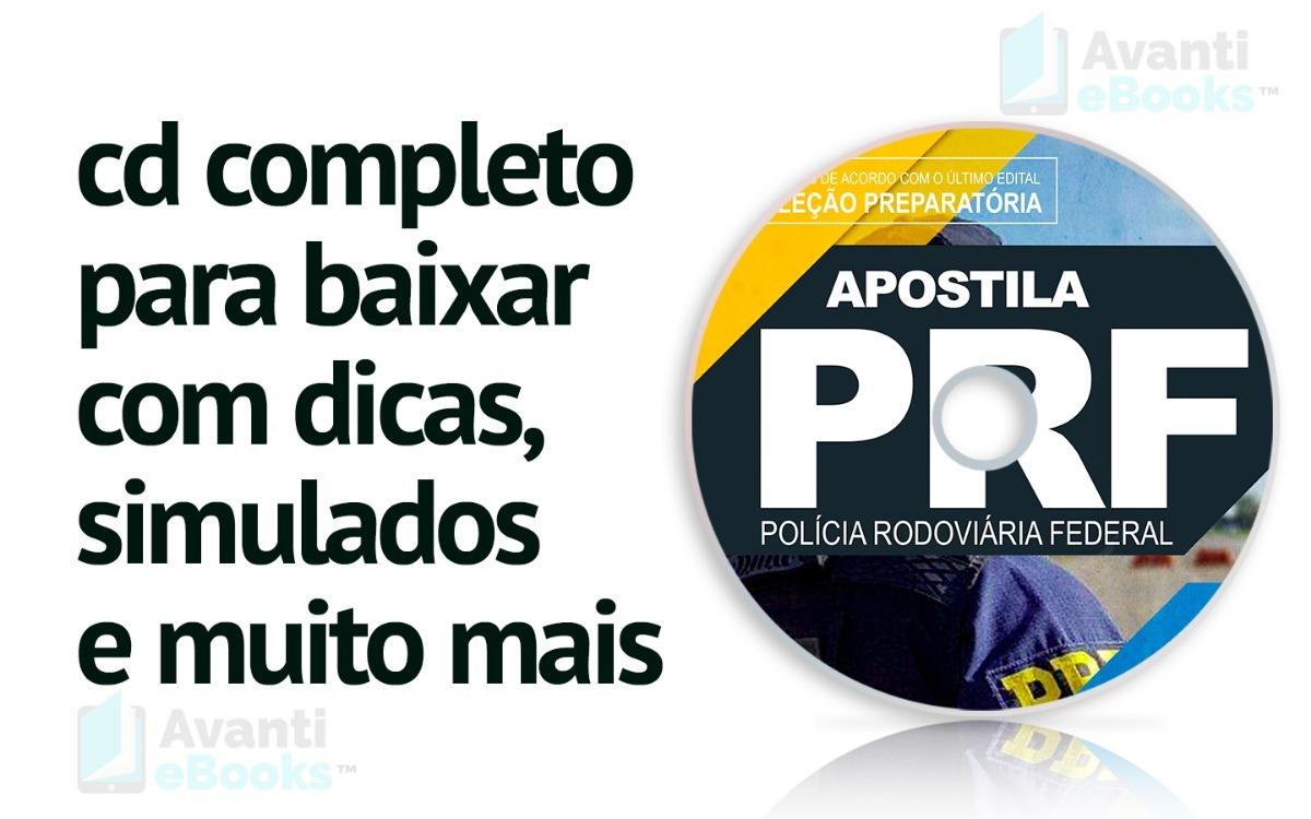 GRATIS BAIXAR APOSTILA PRF