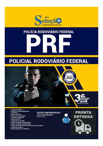apostila prf - policial rodoviário federal policia  livro