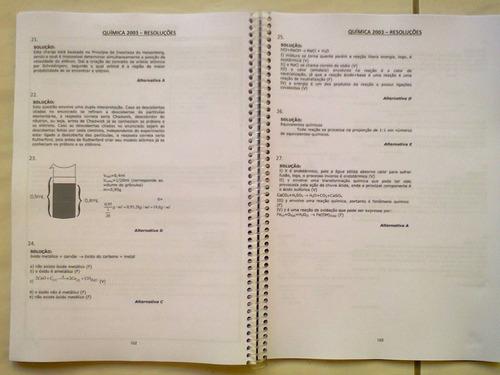 apostila provas espcex 1996-2019 resolvida comentada