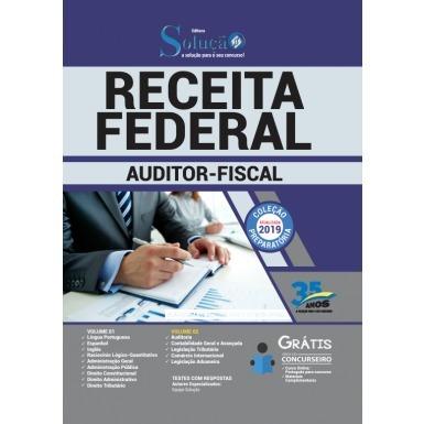 apostila receita federal- 2019 - auditor fiscal