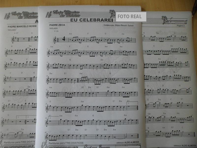 PADRE CELEBRAREI GRATUITO DOWNLOAD MUSICA EU ZECA