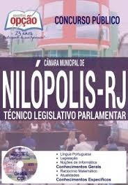 apostila-técnico legislativo parlamentar-câmara de nilópolis