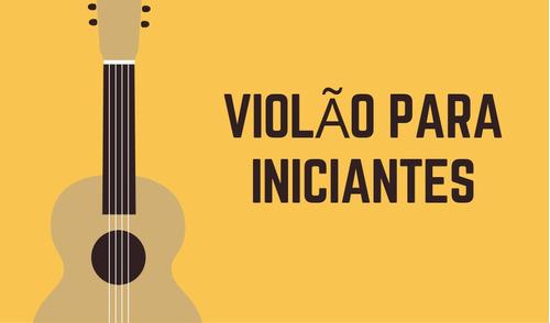 apostila violão para iniciantes pdf