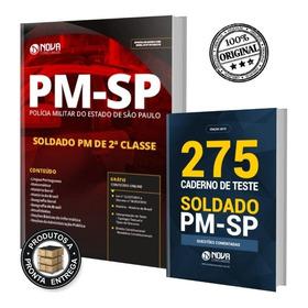Apostila+livro De Questões Pm-sp 2019 - Soldado Pm 2ª Classe