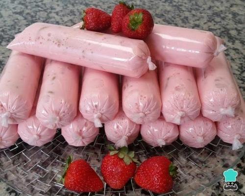¿apostilas ensinando fazer geladinho gourmet.