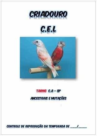 apostilas para controle de reprodução de pássaros!!!