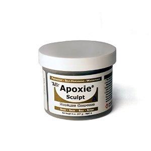 apoxie sculpt 1 lb. negro
