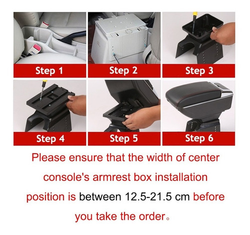 apoya brazo auto #1 universal base extensible + usb karvas
