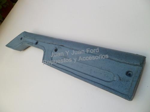 apoyabrazo puerta ford f-100 82/93 celeste nuevo