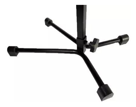 apoyador soporte atril pedestal bicicleta ajustable armable