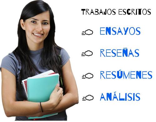 apoyo académico en cálculo, trabajos escritos universitarios