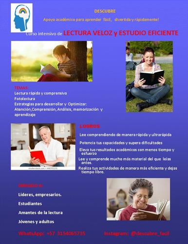 apoyo académico en línea matematicas,química, física