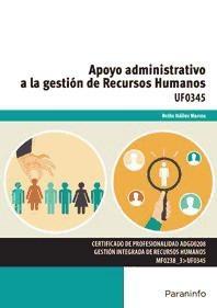 apoyo administrativo a la gestión de recursos humanos. certi